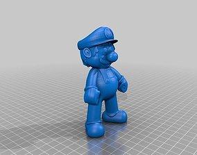 Mario 3D print model