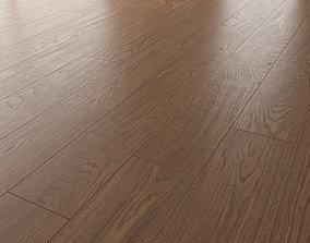Wood Floor Oak Black Walnut Firestop 3D