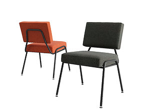 3D Knox chair by made