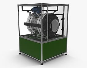 3D model Separation Equipment