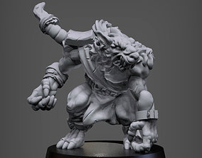 3D printable model Tokash Blazingmaul
