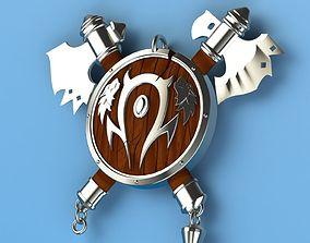 For The Horde - World Of Warcraft 3D print model