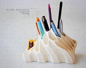 3D printable model Pen Holder house