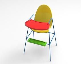 3D printable model Baby Chair