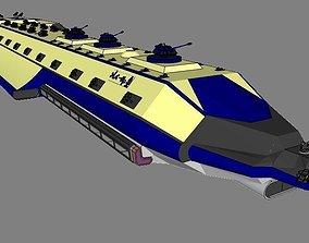 SBC Europe IX - Cruiser Europe class 3D print model