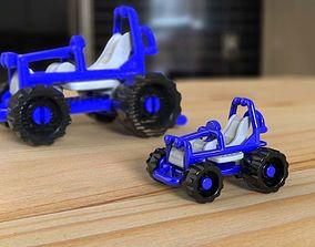 Buggy Toy kinder surprise - CAD model