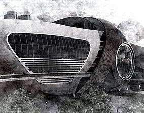 Car Museum yugoslavia 3D