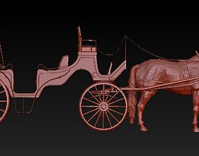 Carriage 3D print model