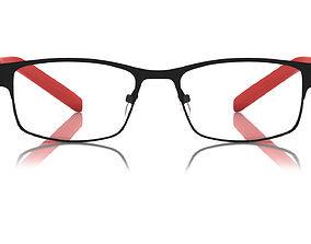 Eyeglass for Men 3D print model