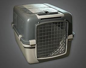 3D model Pet Carrier TLS - PBR Game Ready