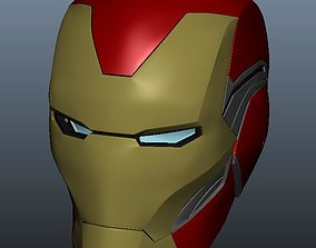 Avengers 4 ironman mk85 Helmet for 3Dprint model