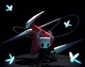 3D Hollow Knight fan art
