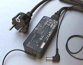 3D Laptop charger