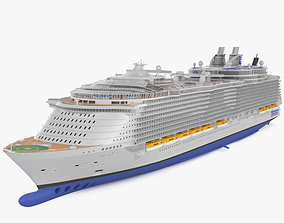 Oasis of the Seas 3D