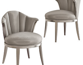 Christopherguy chair 3d model realtime