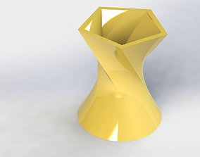 3D print model Decorative Flower Pot 11