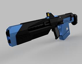 3D print model Destiny 2 Jade Rabbit