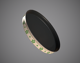 3D model Round Tray