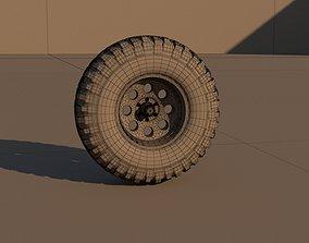 3D model Wheel free