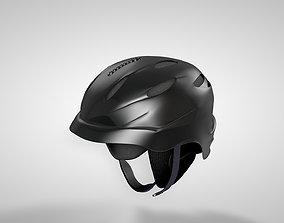 Snowboarding Helmet 3D model