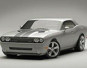 Dodge Challenger 2009 3D model