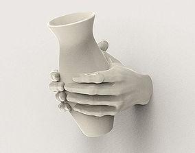 3D print model Hand Vase