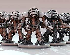 Hastaxii War Covenant 3D printable model