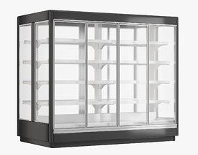 Supermarket Freezer Tecto 2 3D model