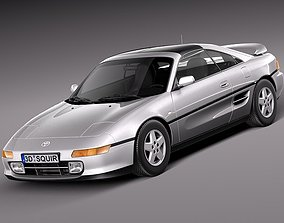 3D model Toyota MR2 1994-1999