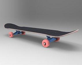 sports 3D Skateboard