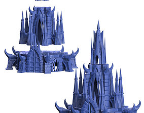 3D print model chaos palace