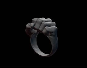Ring Fist 3D printable model