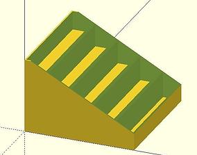 3D print model nails polish box