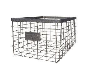 3D Wire Basket