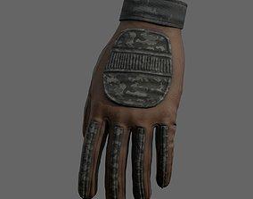 3D model Gloves military Scifi Generic sport scifi human 1