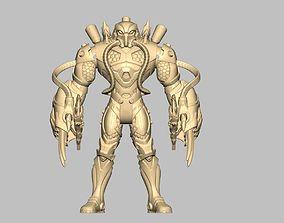 00044 Designed for 3D printing cartoon