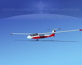 3D rigged Letov Superblanik