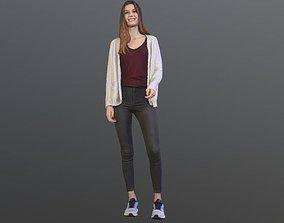 3D model No94 - Female Standing