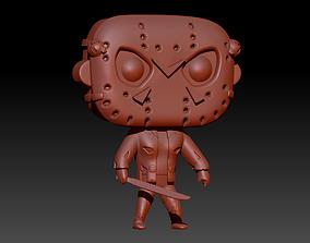 3D print model JASON FUNKO POP