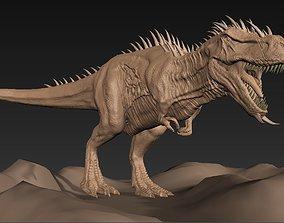 3D Spikey the T-rex