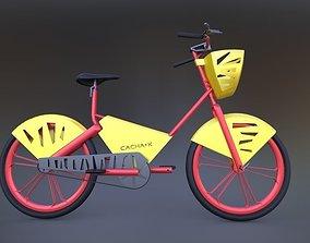 Urban Bike Cachak 3D