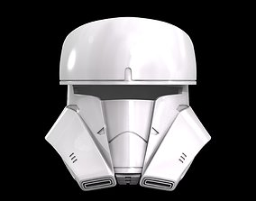 Star ware Rogue One Tank Trooper Helmet 3D print model