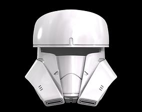 Star ware Rogue One Tank Trooper Helmet 3D print model