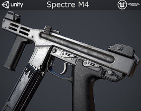 Spectre M4 3D model