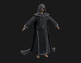 Warlock 3D model