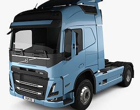 3D Volvo FM Tractor Truck 2020