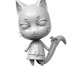 3D print model Fairy Tail Charlie Fan Art