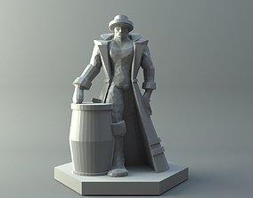 3D printable model games-toys Gnome