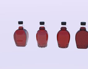 3D Maple Syrup Pack