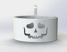 3D print model Keys Tray 11 Skull